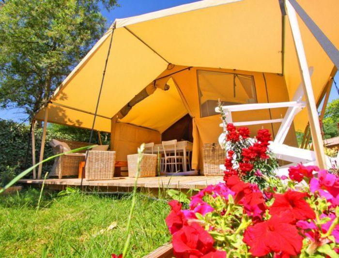Camping près de carcassonne