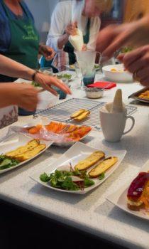 Cooking by the Canal du Midi au domaine de Millepetit (Trèbes)