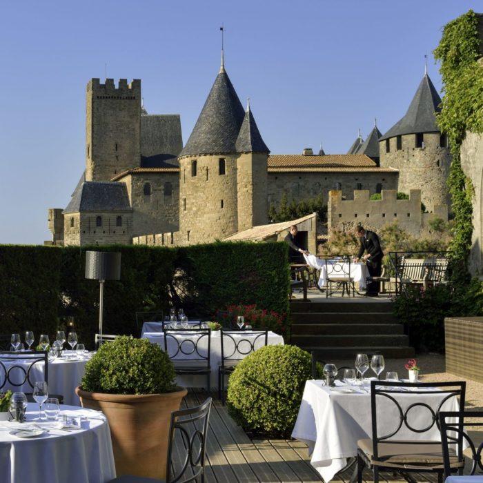 restaurants ou manger cité de carcassonne