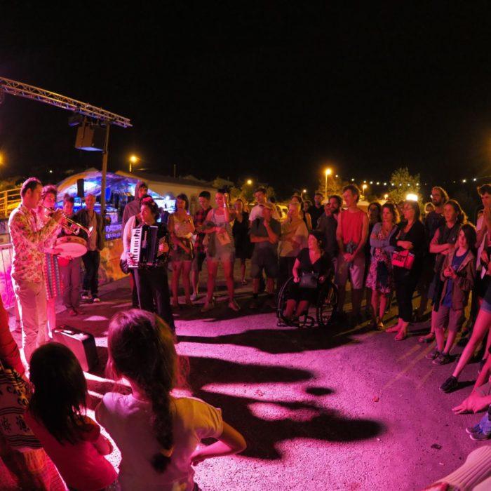 Festival Convivencia au port de Trèbes - Radio Tutti & the Barilla Sisters