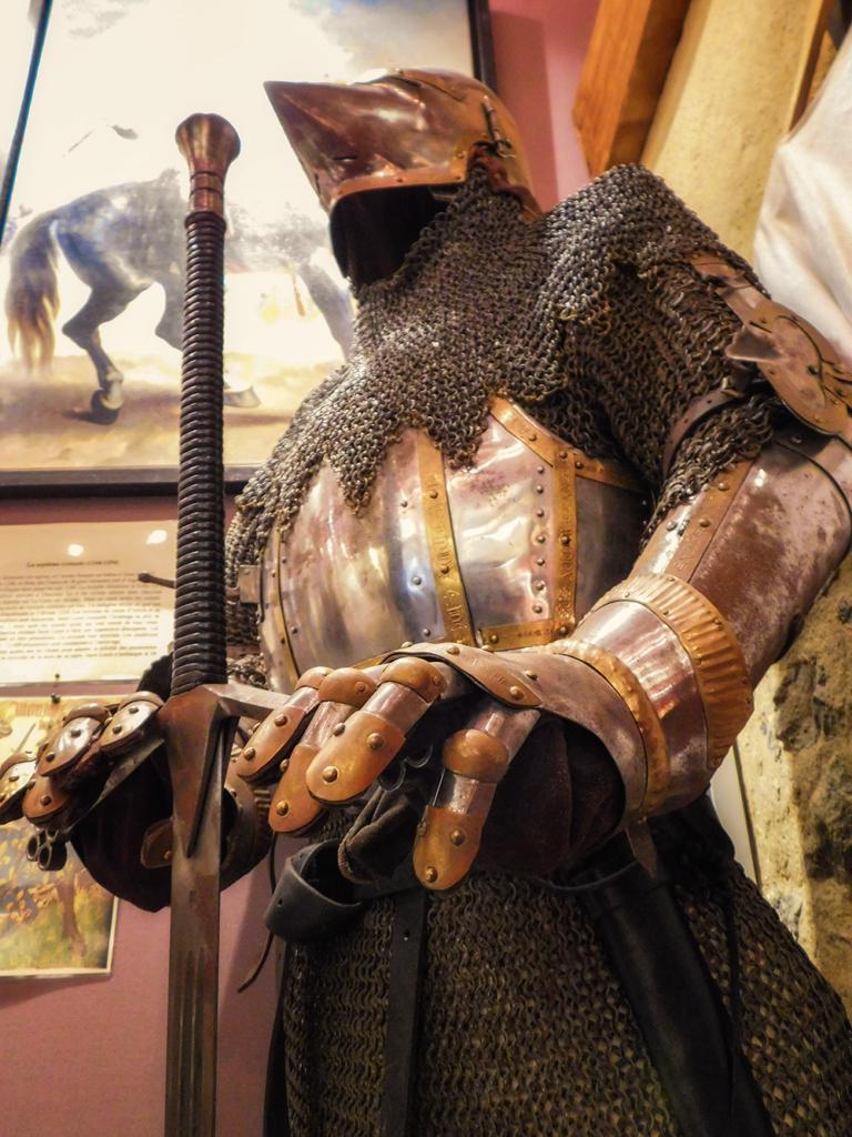 Musee chevalerie Villesequelande