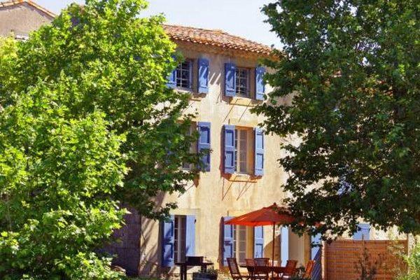 Aragon Garille Gite La Maison du régisseur