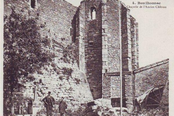 CHAPELLE-BOUILHONNAC