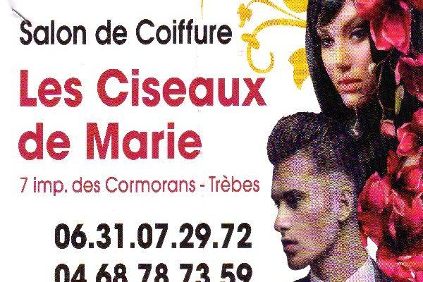 CISEAUX DE MARIE