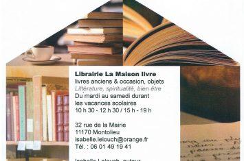 MAISON-LIVRE