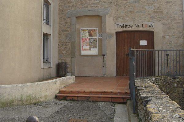 Théâtre Na Loba façade